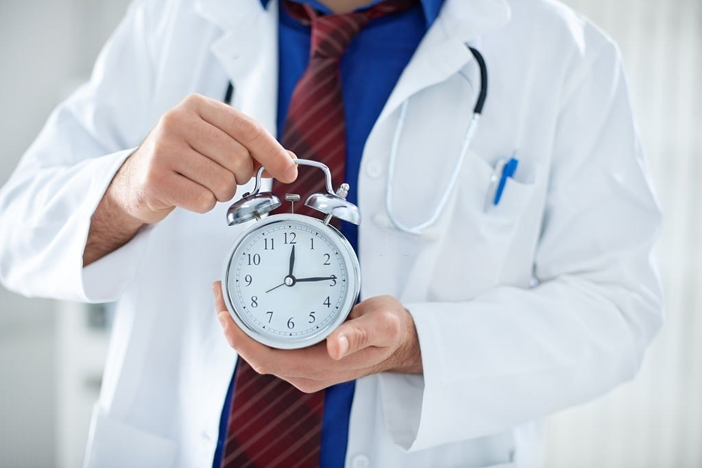Time is crucial when it comes to your health
